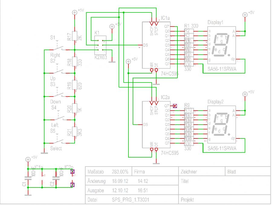 Arduino tutorial anzeigen hc im modellbau